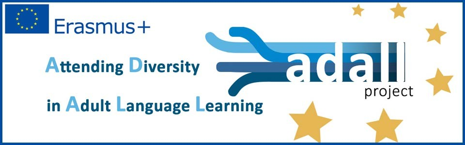 ADALL – Attending Diversity in Adult Language Learning Project